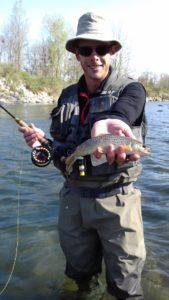 Spanish Fly Fishing Guide