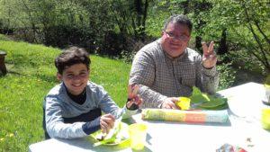 Apprendre à pêcher à la mouche dans les Pyrénées
