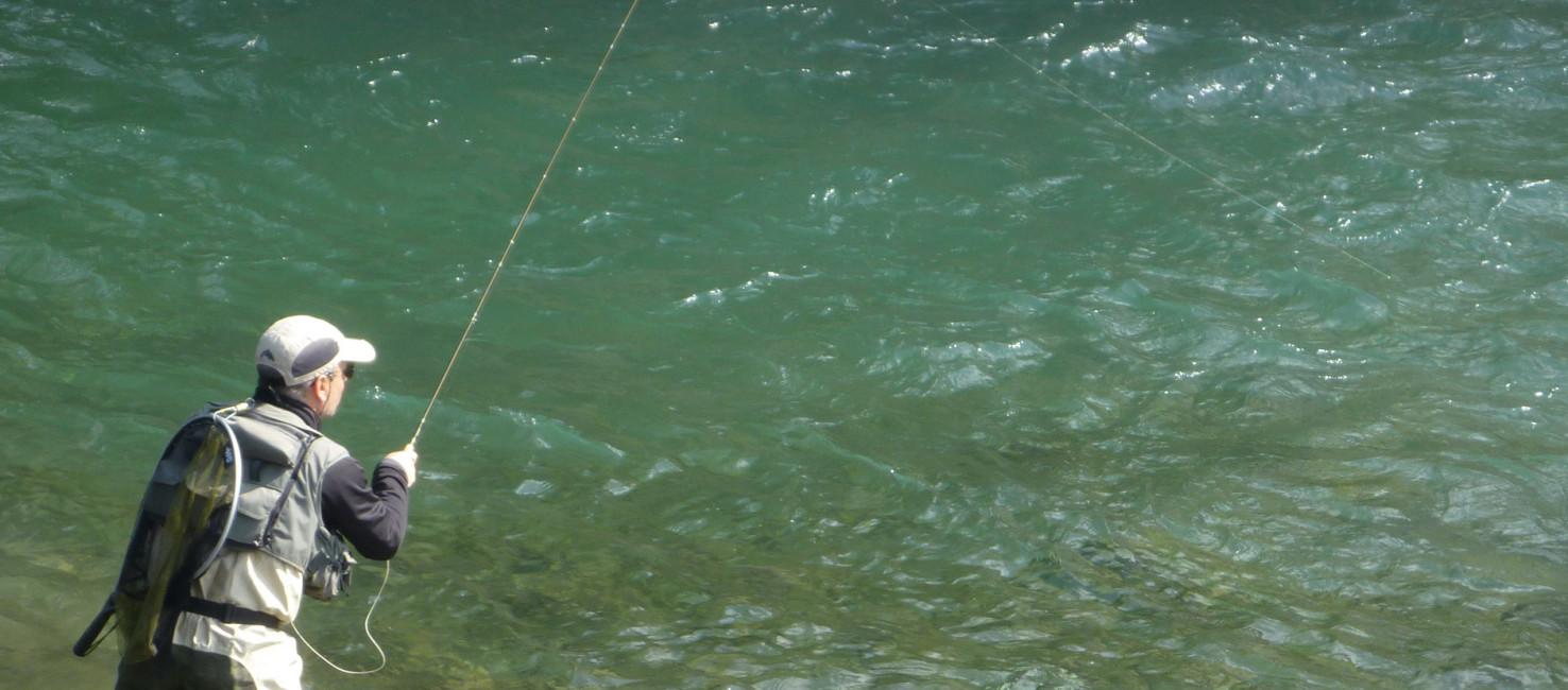 Alexandre RODRIGUES Guide pêche mouche Ariège, Haute Garonne, Hautes Pyrénées
