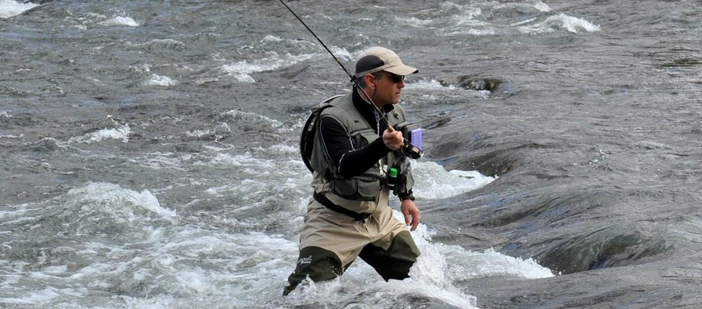 Alexandre RODRIGUES Guide pêche mouche Haute Garonne, Ariège et Hautes Pyrénées