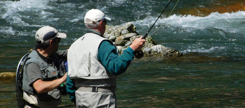 Voyage pêche mouche Alexandre RODRIGUES Guide pêche mouche