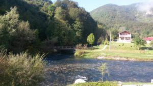 Guide de pêche mouche Bosnie FLY FISHING Pyrénées