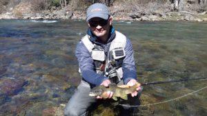 Séjours pêche mouche