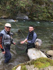 Séjours pêche mouche Pallaresa