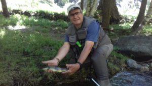 Guide pêche mouche Pyrénées