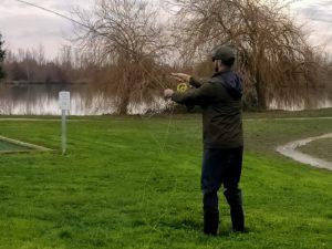 Guide pêche mouche Brochet Carnassier à la mouche. Apprendre la pêche du carnassier à la mouche